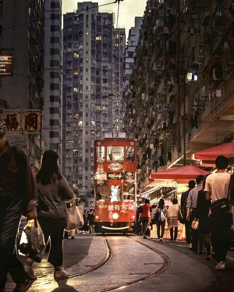 Улица North Point Chun Yeung