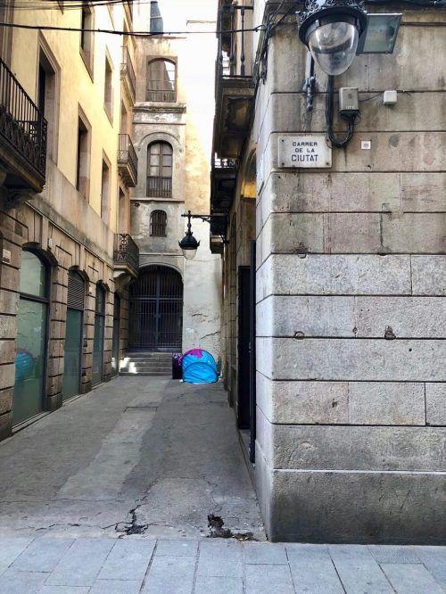 Жиляев в Барселоне