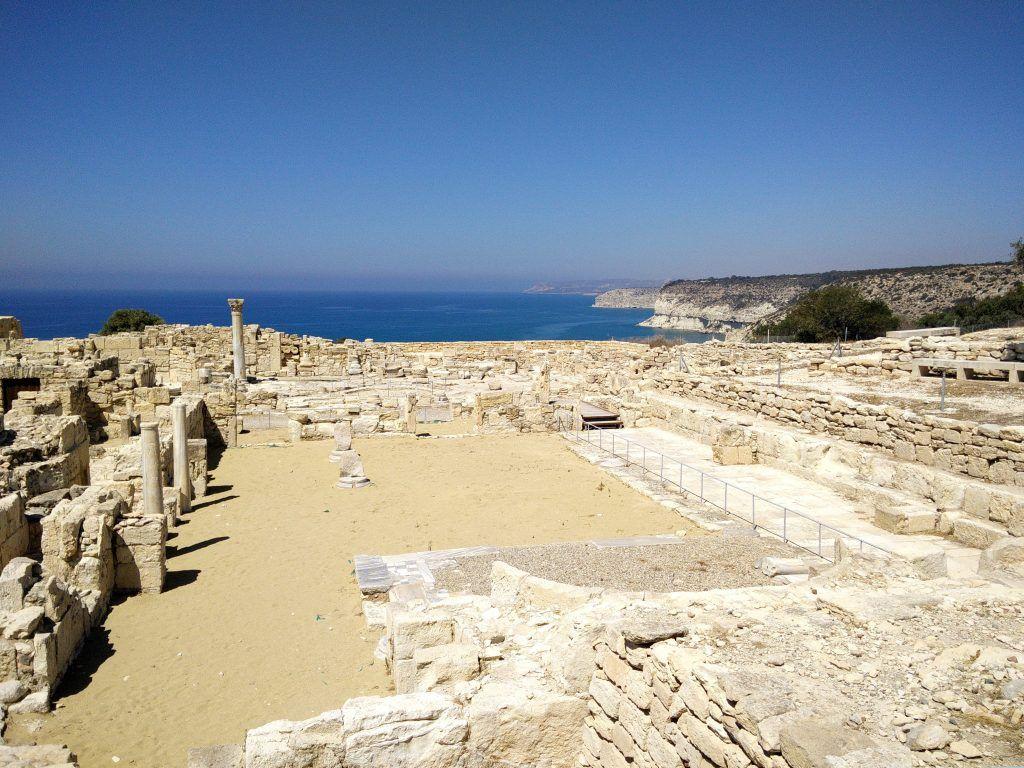 Ancient city Kourion - Cyprus