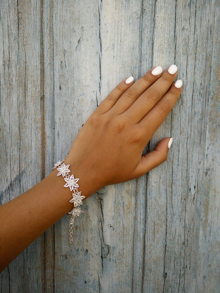 Lefkara silver jewelry