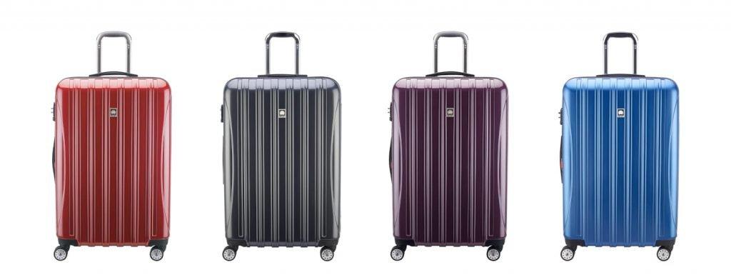Какой выбрать цвет чемодана?