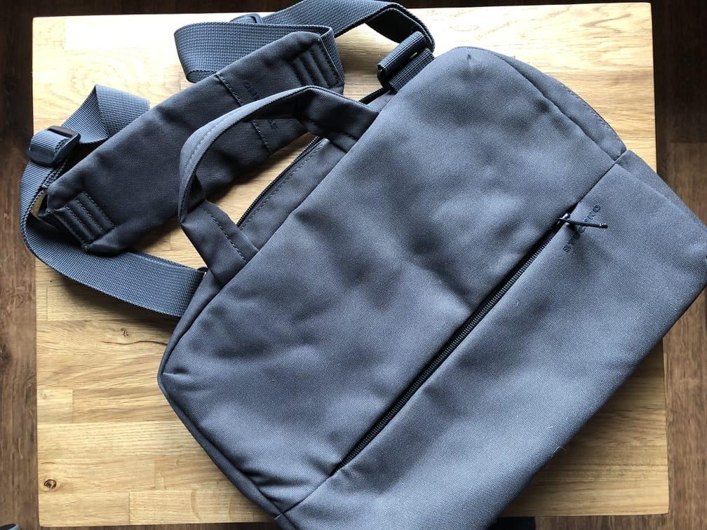 personal item - laptop bag