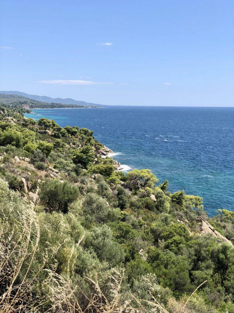 Побережье Греция