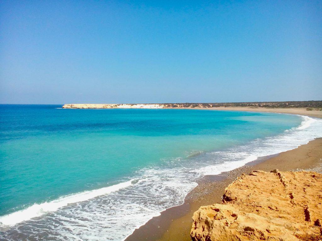 Пляж Лара, Кипр