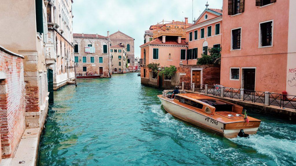 Venice in 2019