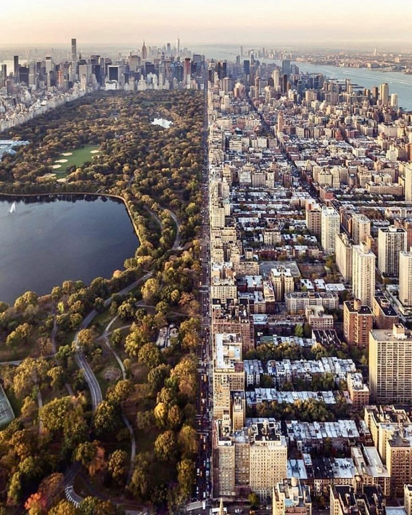 Central Park, Manhattan, New York