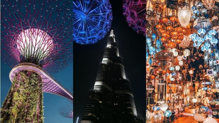 Лучшее время для посещения ТОП-20 туристических городов мира