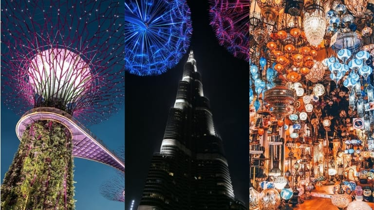 Top 20 tourist cities when to go there